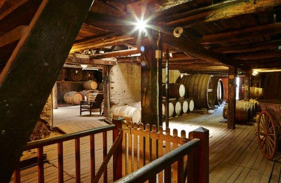 Great Western, Australien: The origin winery