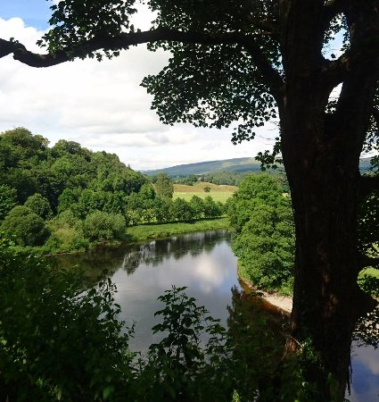 Kirkby Lonsdale, UK: Ruskin's View