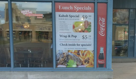 Richmond Hill, Canadá: lunch special