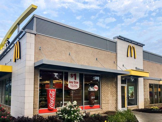 McDonald's Bellville I71, Exit 165