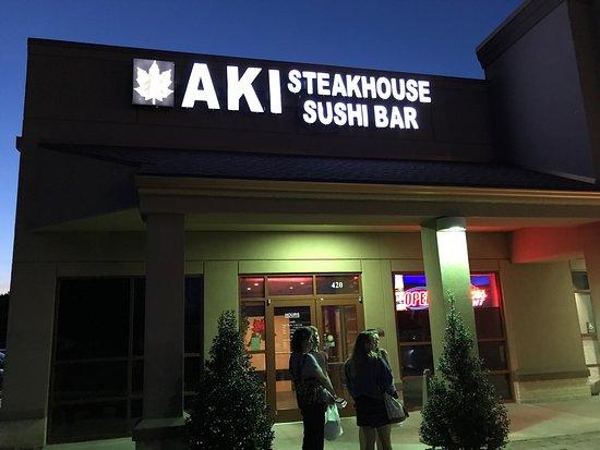 Aki Steak House and Sushi Bar: photo0.jpg
