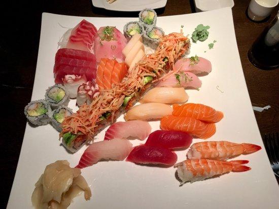 Aki Steak House and Sushi Bar: photo3.jpg