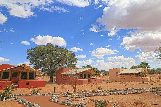 Sesriem, Namibia: Cottages of Sossusvlei Lodge
