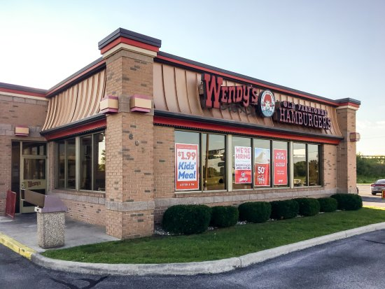 Wendy's Napoleon Exterior