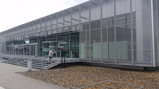 Topographie des Terrors : Topography of Terror Museum
