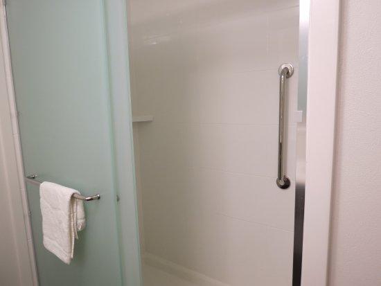 Roseville, MN: Oversized Shower