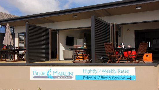 Blue Marlin Apartments : View of Apartments 1, 2 and 3