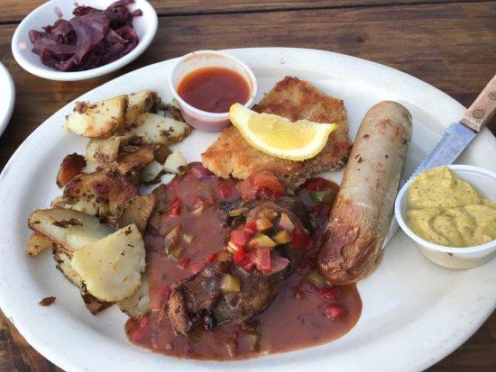 Essen Haus: Bavarian Combo $18