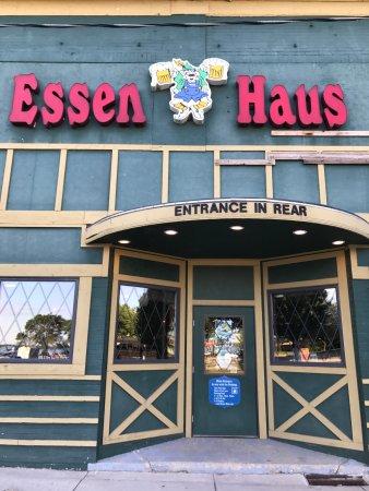 Essen Haus: Street view