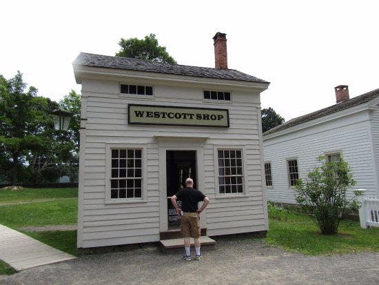 Cooperstown, NY: Westcott Shop