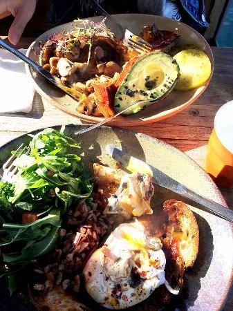 Kirribilli, Australia: Breakfast