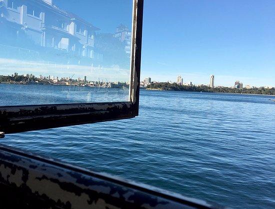 Kirribilli, Australia: View from corner seat
