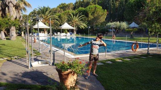 Aidone, Italië: ben curata