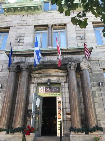 Hotel Auberge Manoir Ville Marie Tripadvisor
