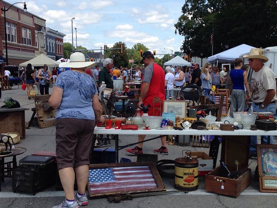 Litchfield, IL: Great day at the market!