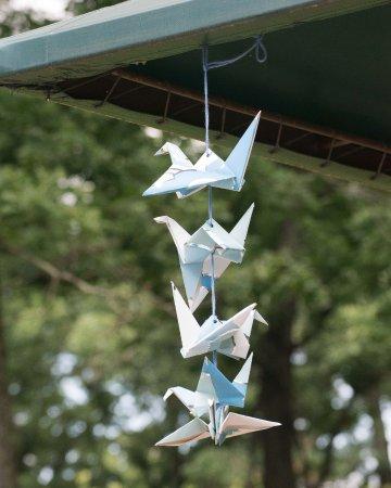 Baraboo, วิสคอนซิน: Paper Cranes