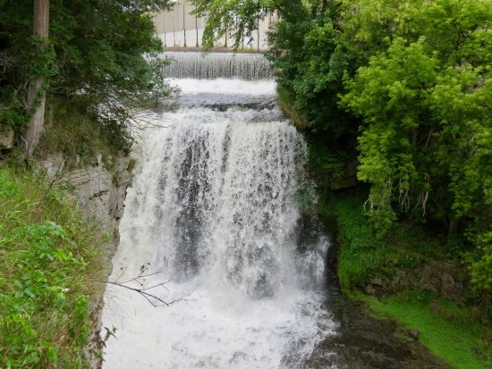 Hastings, MN: Waterfalls