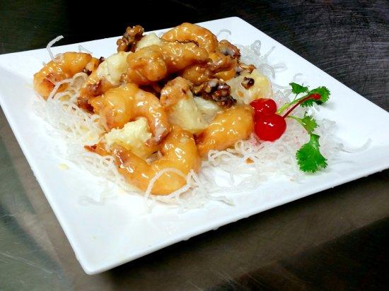 Hanford, CA: Walnut Shrimp