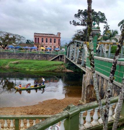 Nhundiaquara River: É o Nhundiaquara!