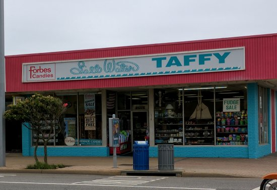 Forbes Cans Salt Water Taffy