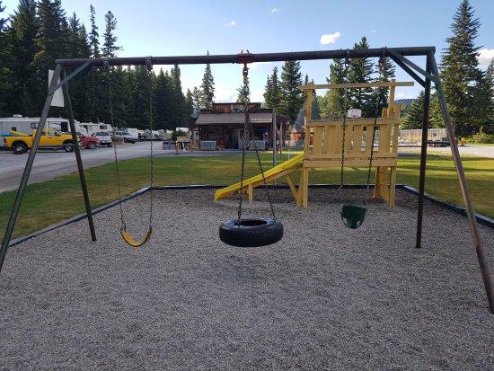 Blairmore, แคนาดา: Kids park