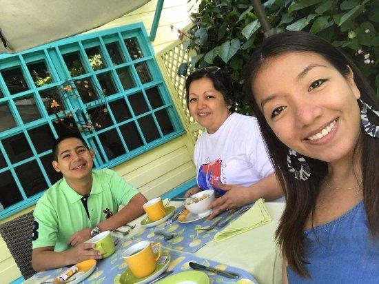 Casa de las Tias: Listos para un delicioso desayuno