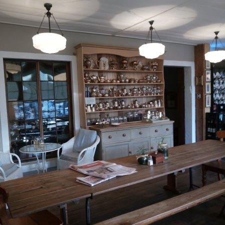 "Café #parisien"" en Tasmanie 😍"