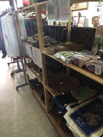 Tenri, Japan: バティックやインドネシア雑貨があります