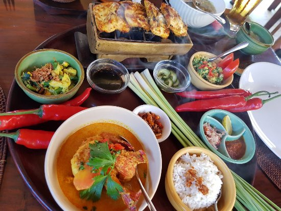 Bumbu Bali 1: nice food presentation