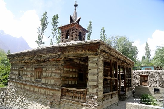 Amburiq Mosque, Shigar