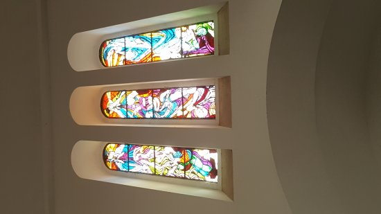 Catedral de Nossa Senhora da Fatima: Inside the church