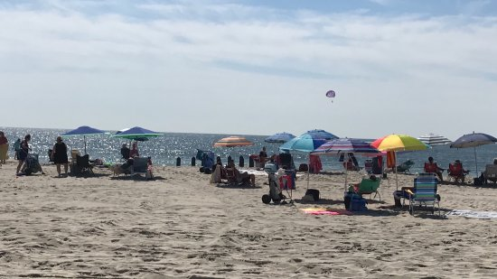 Cape May City Beaches