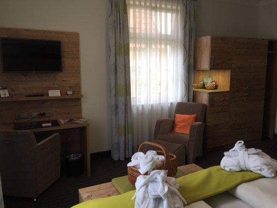 Berlins Hotel KroneLamm: Zimmer im Nebengebäude