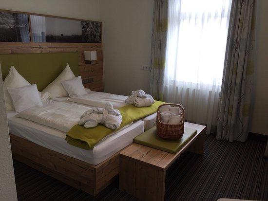 Bad Teinach-Zavelstein, Germania: Zimmer im Nebengebäude