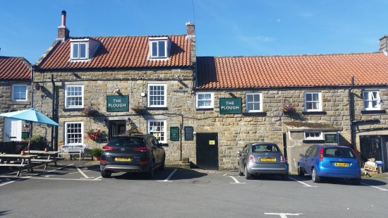 Sleights, UK: The Plough Inn
