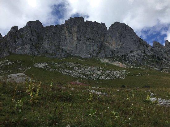 Jaun, Швейцария: La chaîne des Gastlosen