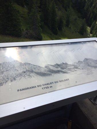 Jaun, Швейцария: Panorama