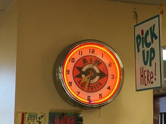 Montrose, CO: Clock.