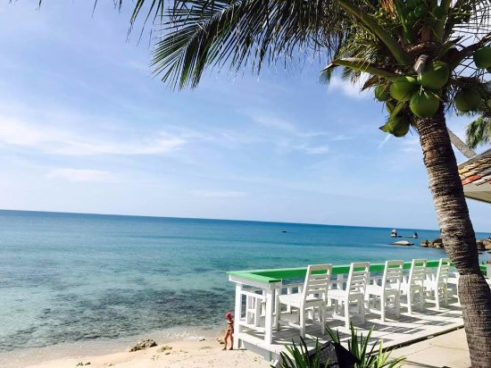 Rummana Boutique Resort: Beach & Grern Bar