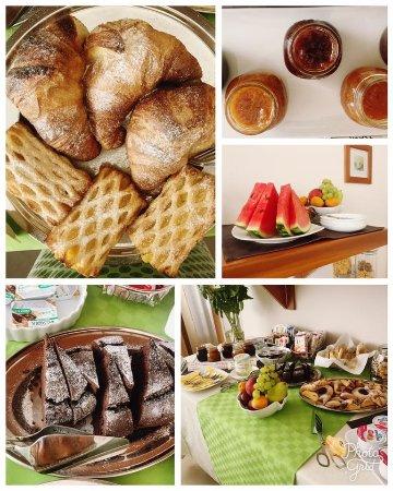 Sweet Home B&B: La nostra colazione