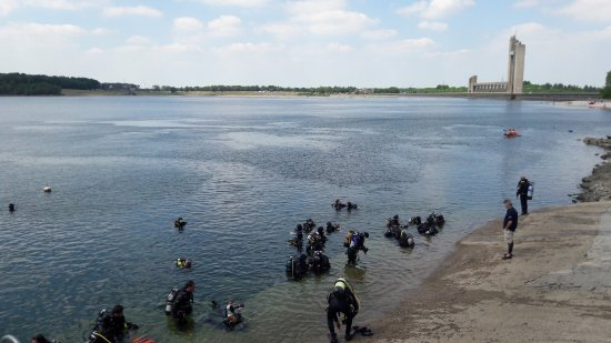 Centre de Plongee des Barrages de l'Eau d'Heure