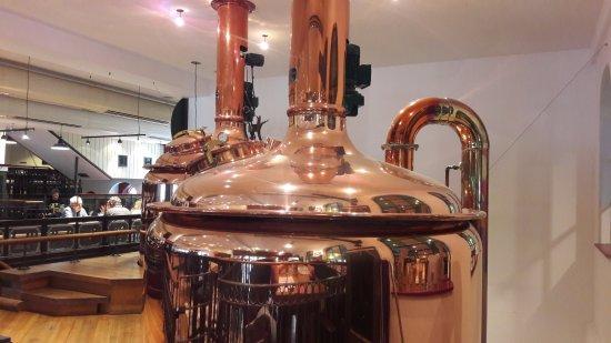 Brauhaus: Lots of beer
