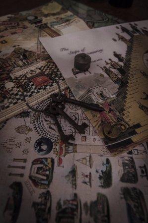 Klatba zednarova: Cesta ven není vůbec jednoduchá.