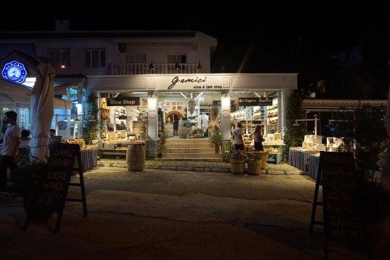 Gemici Wine & Jam Shop