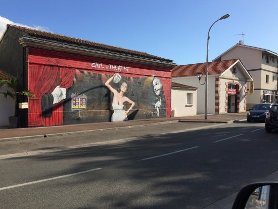 Cafe-Theatre de Carcans