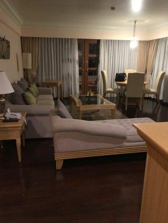 Ramada Bintang Bali Resort: Lounge Room