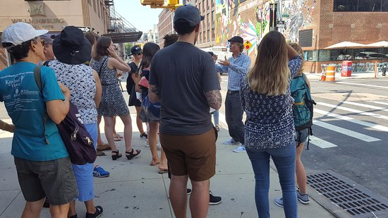 Free Tours by Foot : The tour