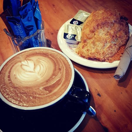Martinborough, Nieuw-Zeeland: Neighbourhood Coffee