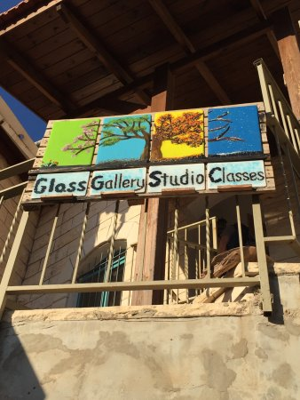 Quilted Art Glass: More advertisements for the place