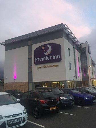 Premier Inn Wrexham Town Centre Hotel Wrexham